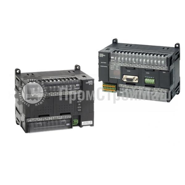 Пресс гидравлический одностоечный модели ПБ6330. на базе промышленного контроллера OMRON