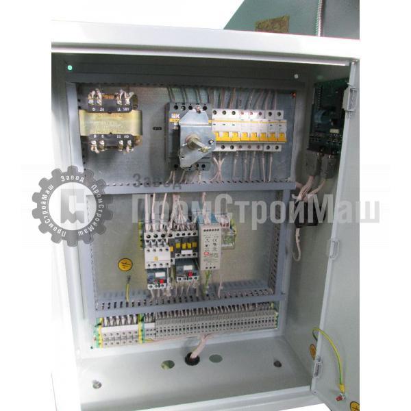 Пресс механический однокривошипный модели КЕ2130. Электрошкаф