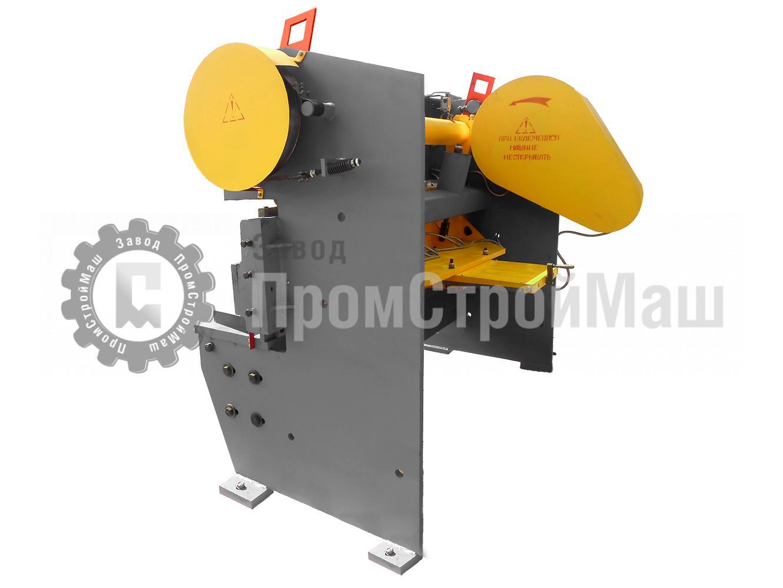 Ножницы гильотинные электромеханические модели СТД 9АМ. Вид спереди