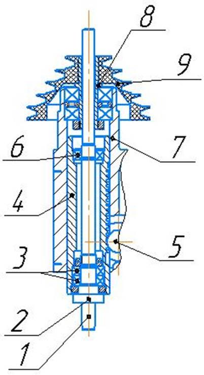 Шпиндельсверлильного станка 2М112