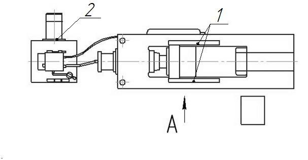 Система смазки гидравлического  пресса   ДЕ7732