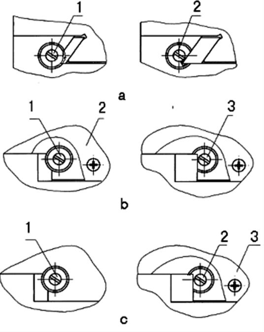 Регулировка люфта между консолью и вертикальной направляющей фрезерного станка ФУ-1600/500