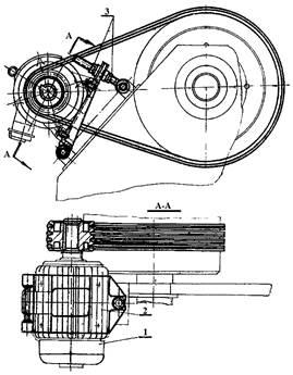 Привод ножниц  кривошипных Н3118
