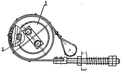Тормоз ножниц  кривошипных Н3118
