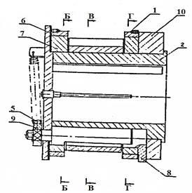 Муфта включения  ножниц гильотинных, кривошипных Н-478.01