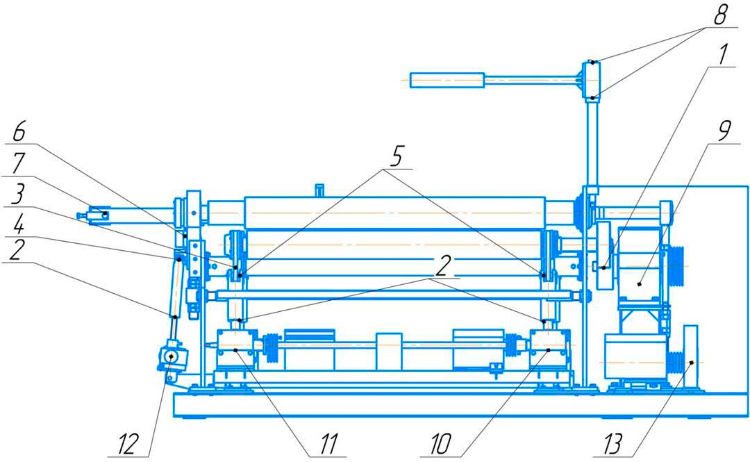 Cистема смазки  ИБ2222