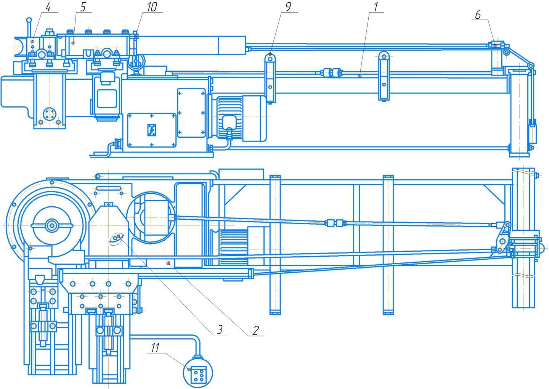 Общий вид ив3432п