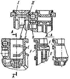 Буферное устройство молота МА4132