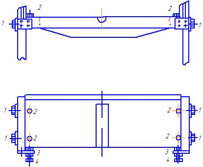 Регулировка ножниц модели МНГ3X1300
