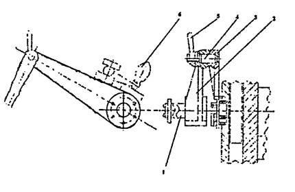 Упор для отрезки мерных заготовок пресс-ножниц  НВ5224