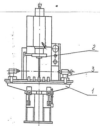 Пресс П6320Б, П6320 с бойком, правильным столом и правильной оснасткой