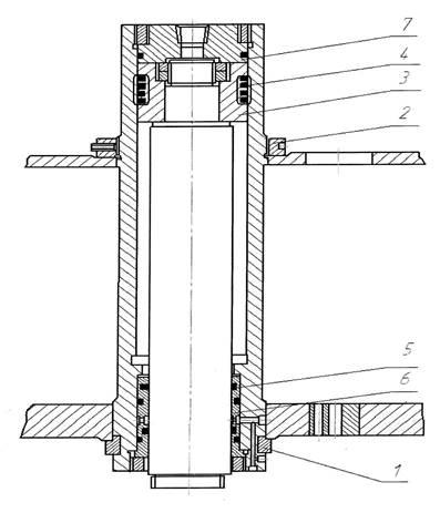 Цилиндр пресса П6326Б