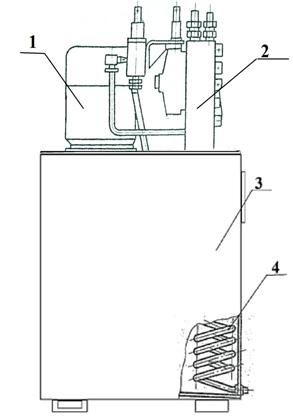 Гидроагрегат   пресса  гидравлического одностоечного  П6328Б П6328