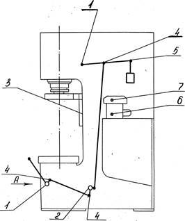 Смазочная система гидравлического  пресса П6332Б