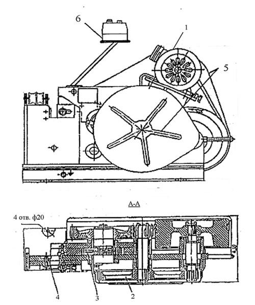 устройство СМЖ-172