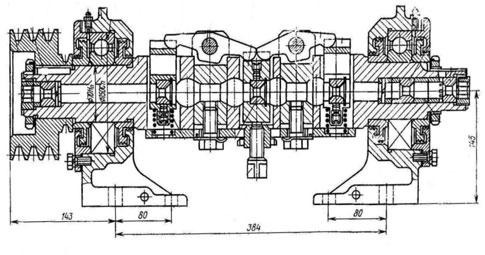 Правильный барабан автомата СМЖ357
