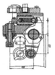 Механизм реза СМЖ357