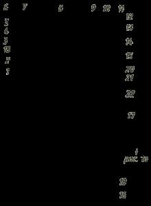 Чертёж муфты-тормоза серии У3000