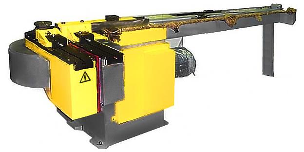 Трубогибочная машина ИВ 3428П с дорном